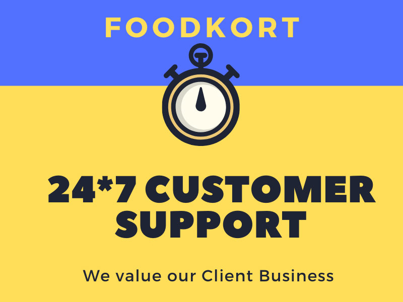 Restaurant Billing POS Software 24 Hours 7 Days Customer Support